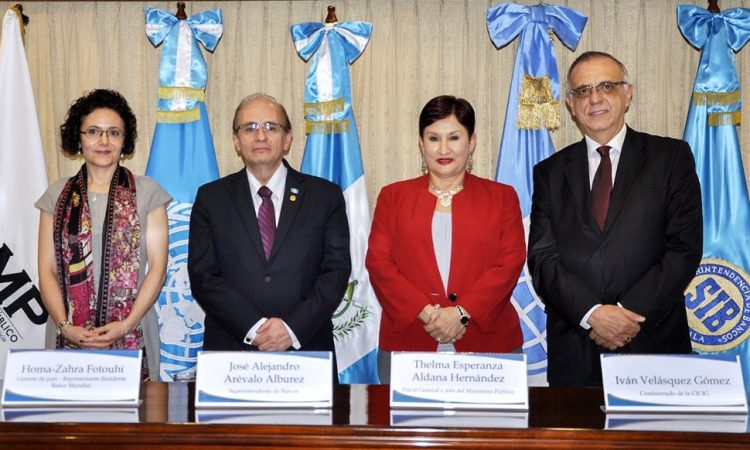 The CICIG has become a dictatorial, unaccountable presence in Guatemala. (CICIG)