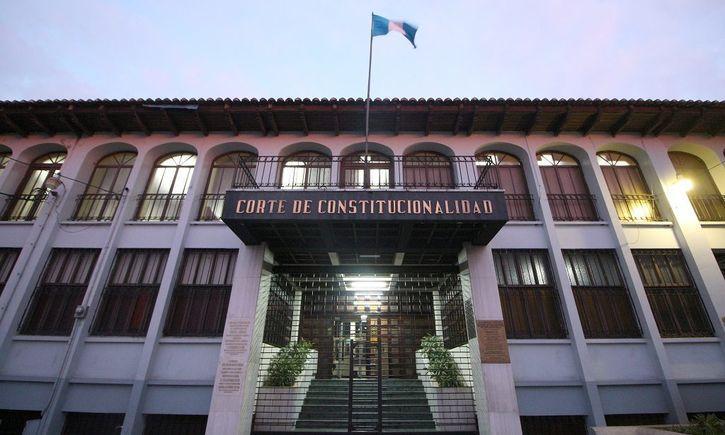 corte de constitucionalidad guatemala