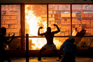 Violence Riots United Sttes