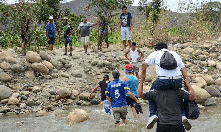 Venezuela-Colombia Border