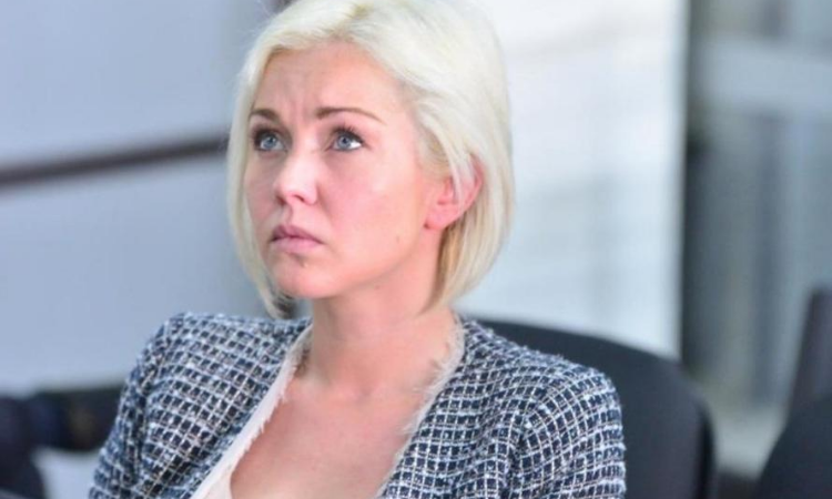 Anastasia Bitkov Prisión