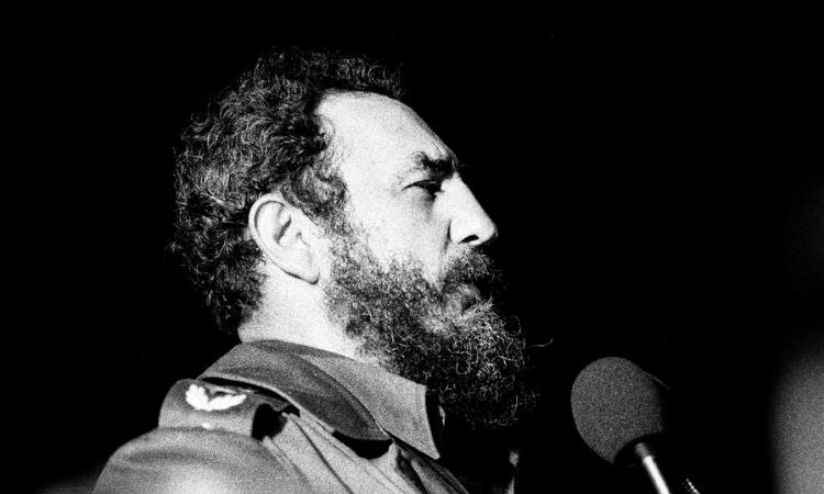 Fidel Castro David Landau