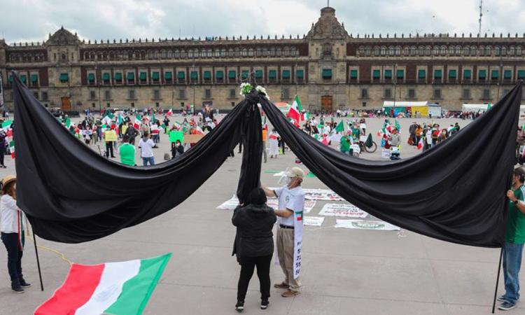 protestas amlo populismo