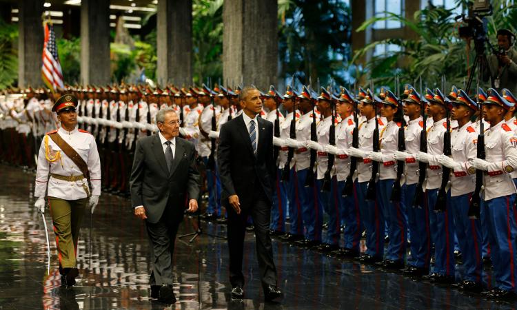 Cubano Estadounidenses Obama