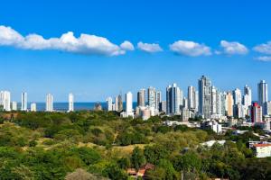 Panama landscape