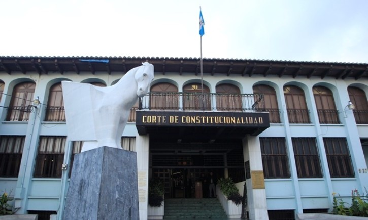 guatemala nueva corte constitucionalidad