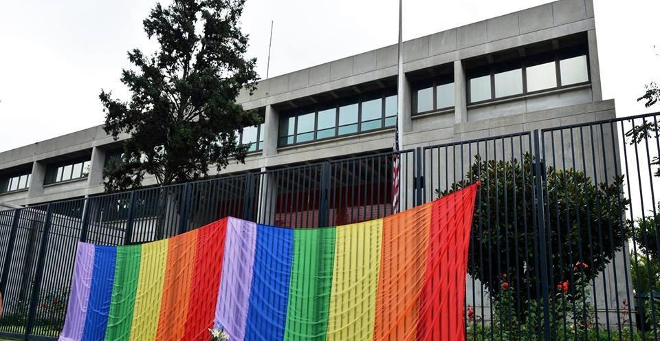todd robinson lgbt flag guatemala