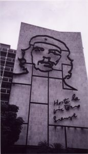 Ché Guevara-Plaza de la Revolución-La Habana.