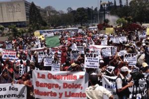 Guerrilla Genociodio Ixil